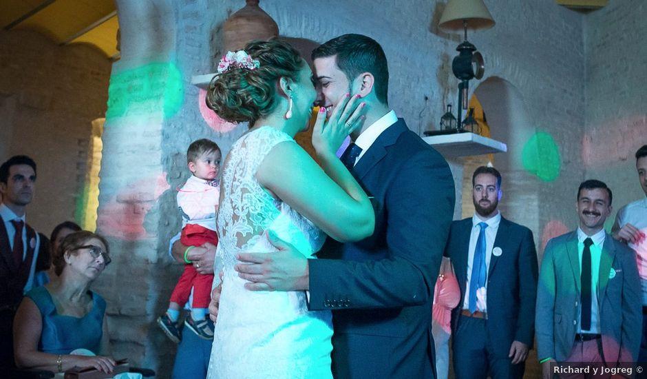 La boda de Iván y Ana María en Villanueva Del Ariscal, Sevilla