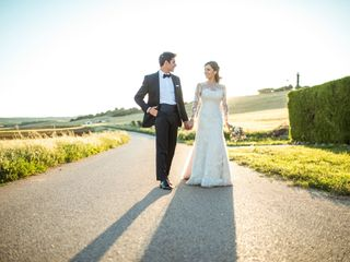 La boda de Silvia y Javier