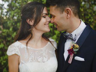 La boda de Ana y Adri