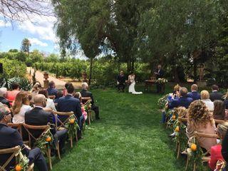 La boda de Carmen y Gabriele 1