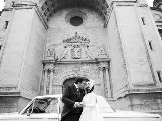 La boda de Nerea y Borja