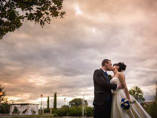 La boda de Tania y Alfonso