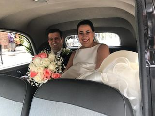 La boda de Desi y Iván