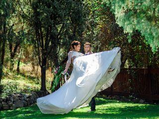 La boda de Nuria y Tibi