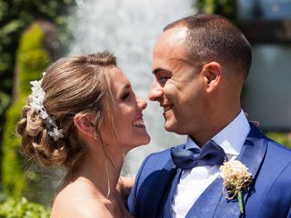 La boda de Jessica y José M.