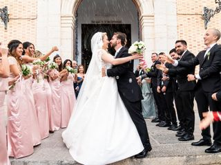 La boda de Jesly Silva y Carlo Calo