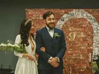 La boda de Maria y Enric 1
