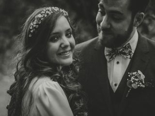La boda de Maria y Enric 3