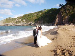 La boda de Lucía y Jano 1