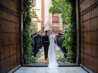 La boda de Laura y Toni