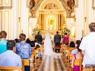La boda de Manuel y Carolina 1