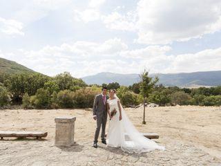 La boda de Manu y Belén