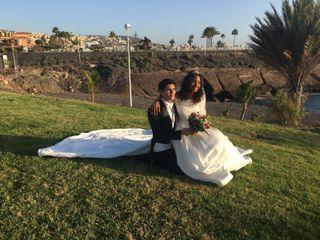 La boda de Marian y Eliel 2