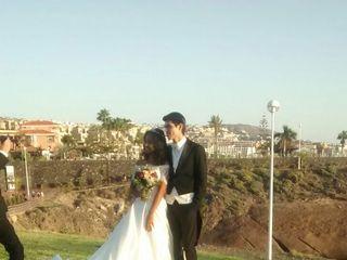 La boda de Marian y Eliel 3