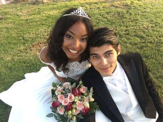 La boda de Marian y Eliel