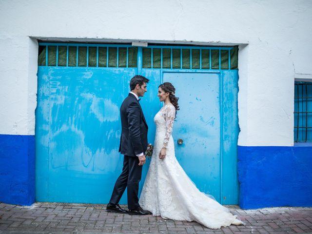 La boda de Javier y Silvia en Cuenca, Cuenca 8