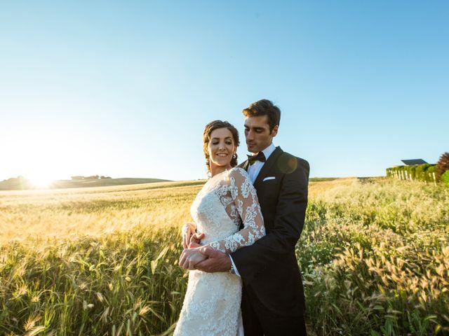 La boda de Javier y Silvia en Cuenca, Cuenca 12