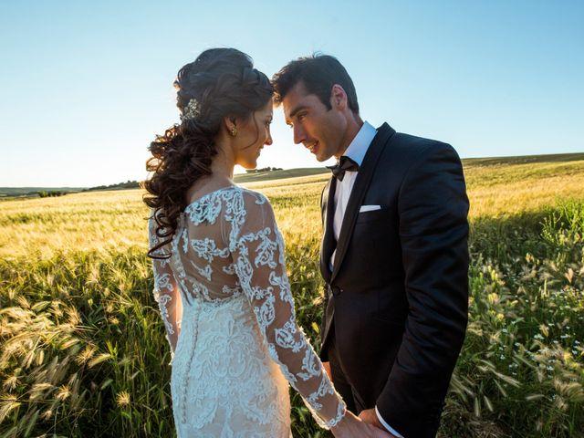 La boda de Javier y Silvia en Cuenca, Cuenca 13
