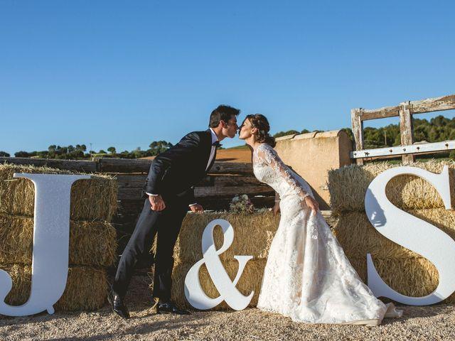 La boda de Javier y Silvia en Cuenca, Cuenca 15