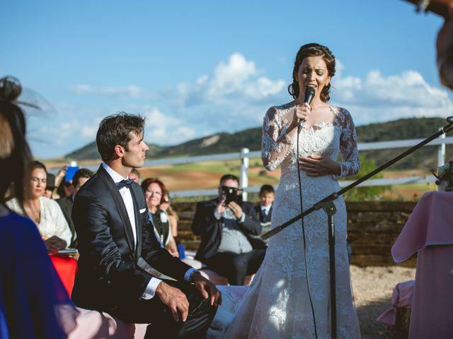 La boda de Javier y Silvia en Cuenca, Cuenca 18
