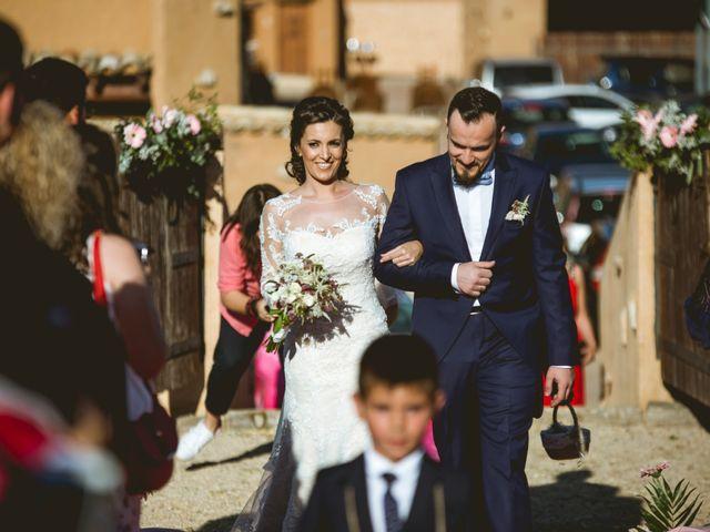 La boda de Javier y Silvia en Cuenca, Cuenca 19