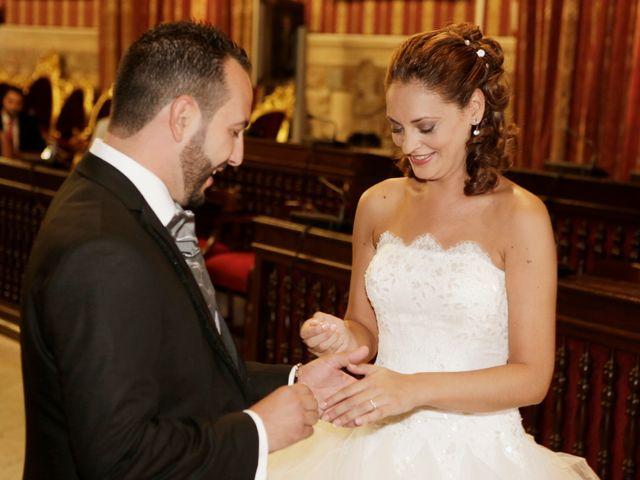 La boda de Miguel Angel y Raquel en Sevilla, Sevilla 10