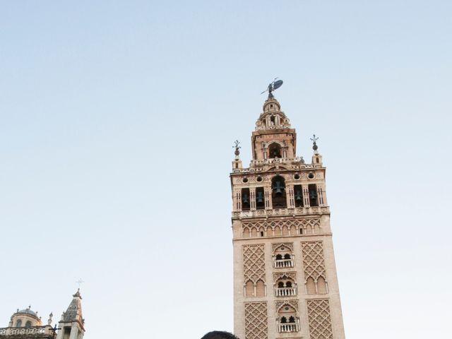 La boda de Miguel Angel y Raquel en Sevilla, Sevilla 12