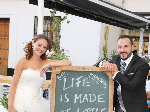 La boda de Miguel Angel y Raquel en Sevilla, Sevilla 18