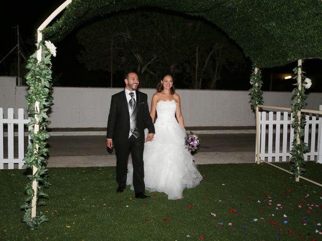 La boda de Miguel Angel y Raquel en Sevilla, Sevilla 21