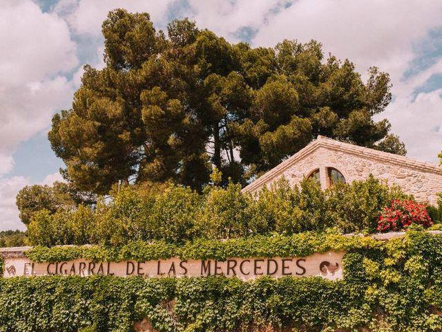 La boda de Fernando y Laura en Toledo, Toledo 3