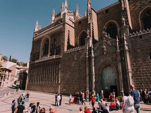 La boda de Fernando y Laura en Toledo, Toledo 10