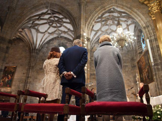 La boda de Borja y Nerea en Loiu, Vizcaya 5