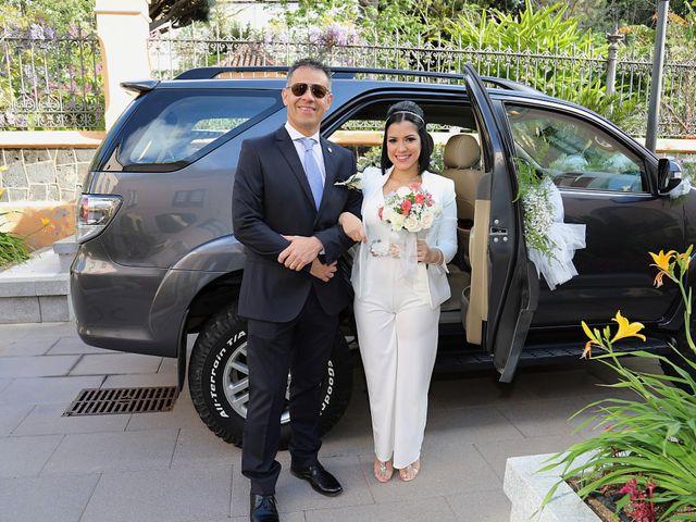 La boda de Ricardo y Jemmar en La Orotava, Santa Cruz de Tenerife 1