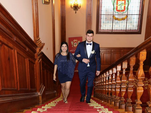 La boda de Ricardo y Jemmar en La Orotava, Santa Cruz de Tenerife 3