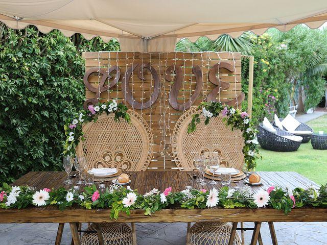 La boda de Ricardo y Jemmar en La Orotava, Santa Cruz de Tenerife 13