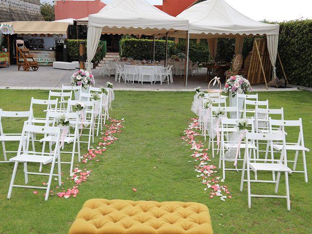 La boda de Ricardo y Jemmar en La Orotava, Santa Cruz de Tenerife 14