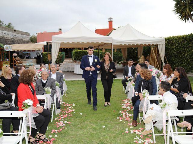 La boda de Ricardo y Jemmar en La Orotava, Santa Cruz de Tenerife 16