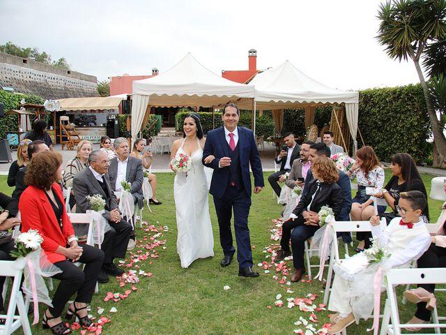 La boda de Ricardo y Jemmar en La Orotava, Santa Cruz de Tenerife 17
