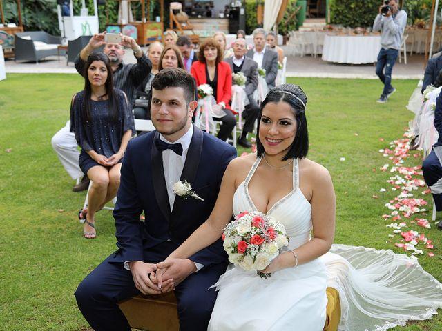 La boda de Ricardo y Jemmar en La Orotava, Santa Cruz de Tenerife 18