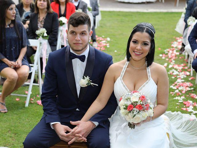 La boda de Ricardo y Jemmar en La Orotava, Santa Cruz de Tenerife 19