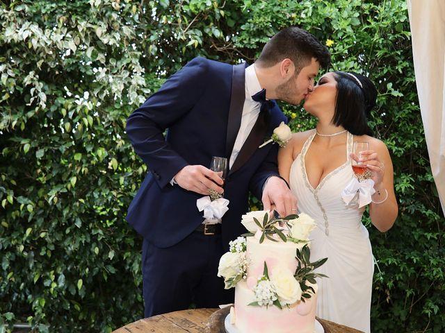 La boda de Ricardo y Jemmar en La Orotava, Santa Cruz de Tenerife 30