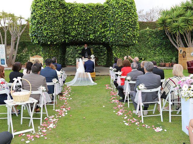 La boda de Ricardo y Jemmar en La Orotava, Santa Cruz de Tenerife 32
