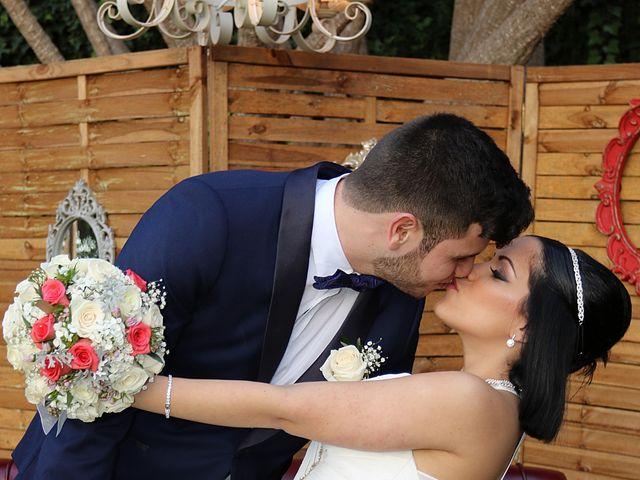 La boda de Ricardo y Jemmar en La Orotava, Santa Cruz de Tenerife 33