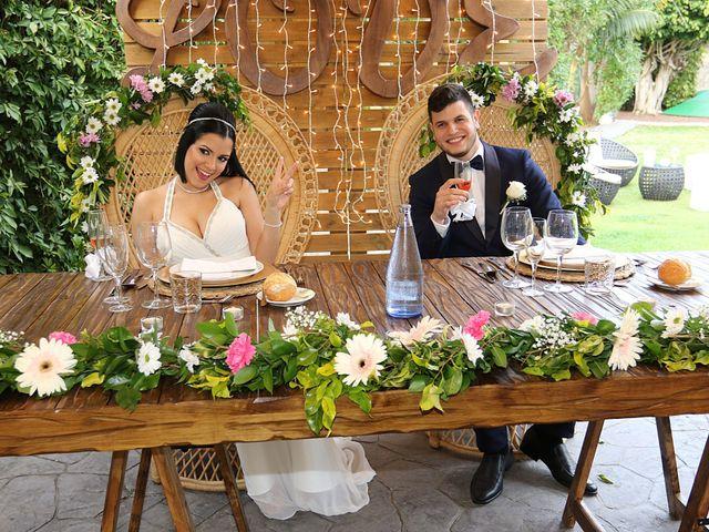 La boda de Ricardo y Jemmar en La Orotava, Santa Cruz de Tenerife 36
