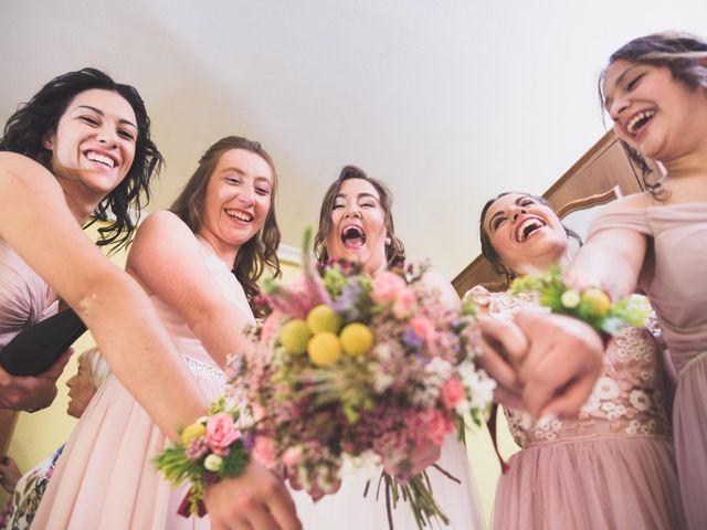 La boda de Adriano y Maika en Ponferrada, León 10