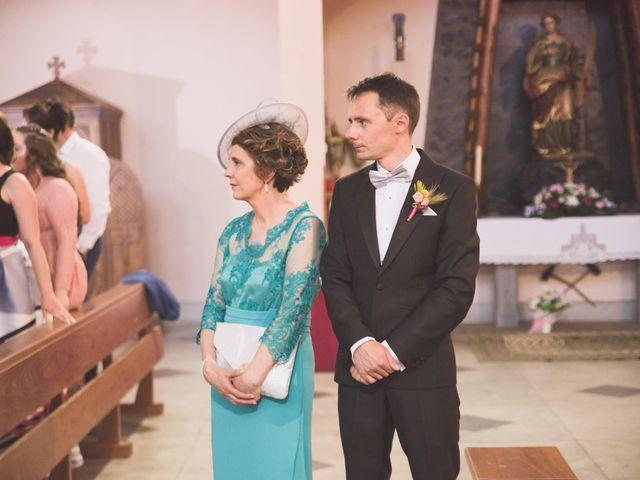 La boda de Adriano y Maika en Ponferrada, León 12