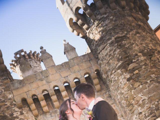 La boda de Adriano y Maika en Ponferrada, León 21