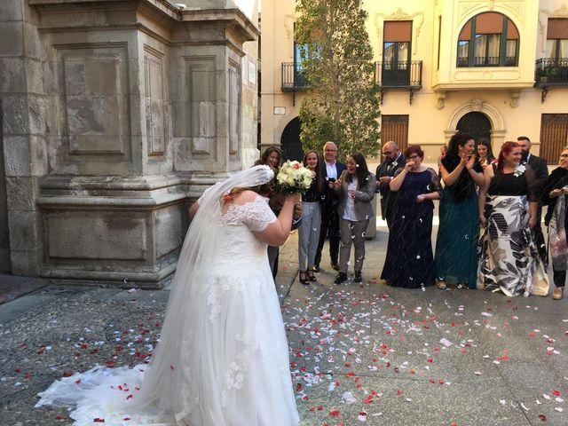 La boda de Manuel  y Mónica  en Elx/elche, Alicante 6