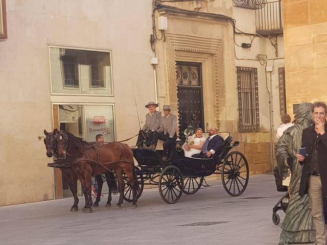 La boda de Manuel  y Mónica  en Elx/elche, Alicante 10