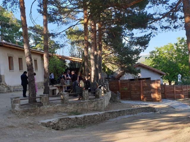 La boda de Javi y Marta en Lozoya Del Valle, Madrid 1